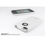 SGP iPhone 4 Case Ultra Thin Pastel Series [Infinity White] (SGP06923)